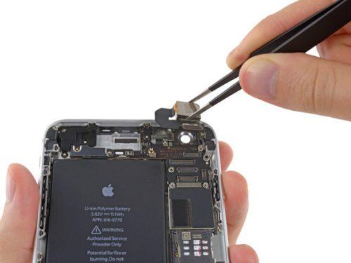Udskiftning af kamera, batteri eller skærm på din mobil med Phoneupdate